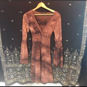 🌟Vintage Bell Sleeve Bohemian Dream Dress